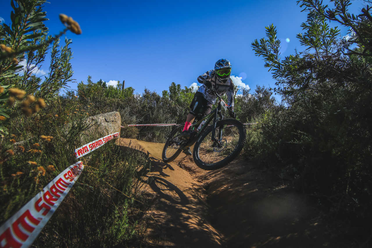 Results South African Downhill National Championships