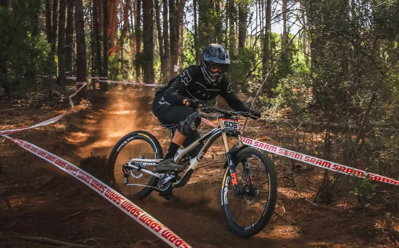 Niko Velasco South African Downhill National Championships