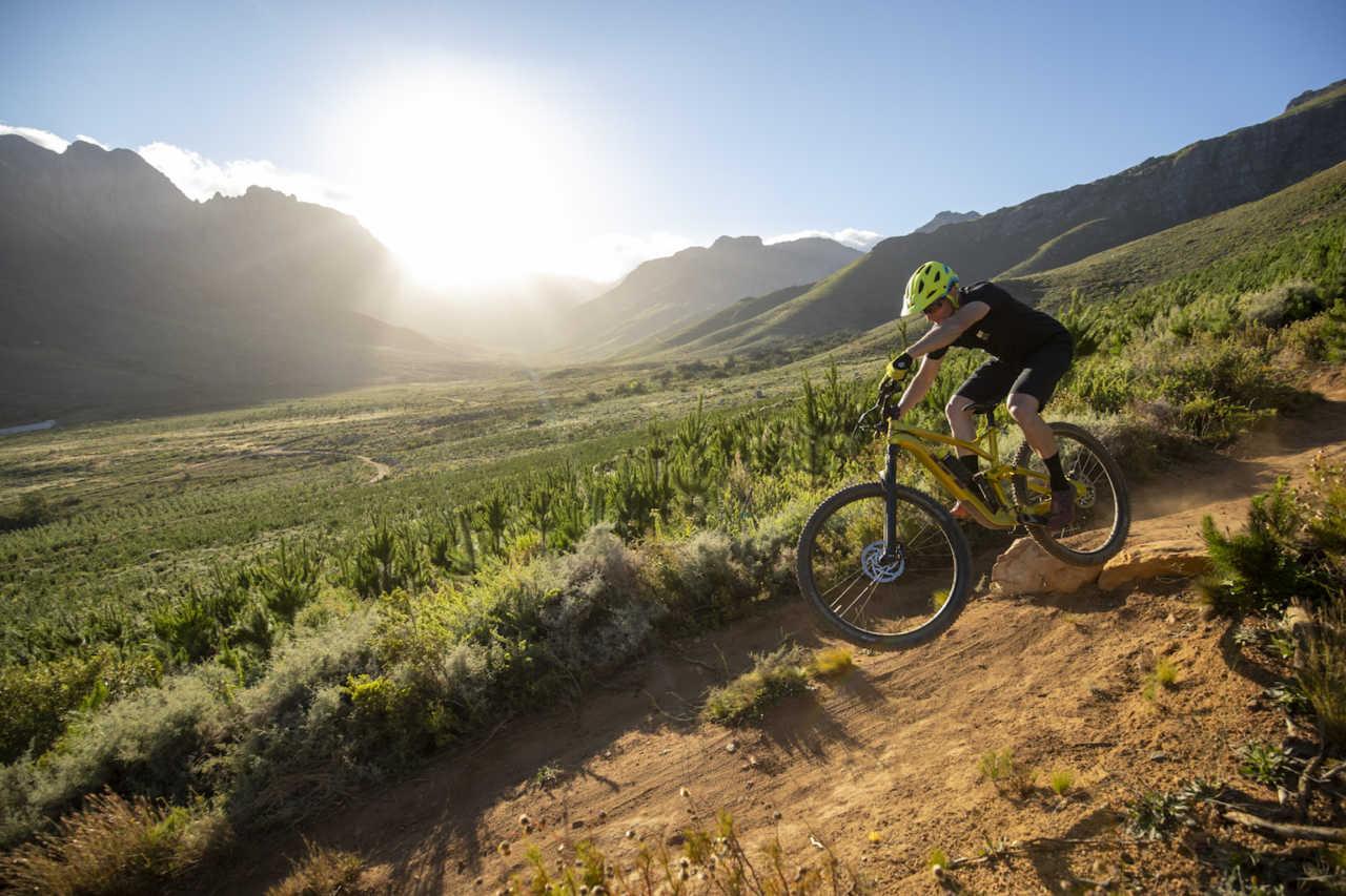 GT sensor mountain bike review