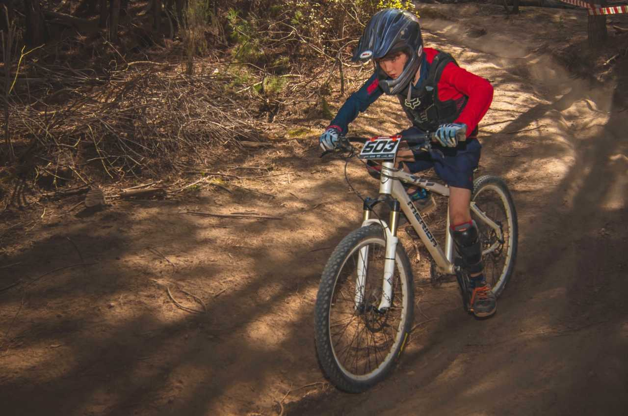 Western Cape Downhill Mountain Bike race in Paarl Results