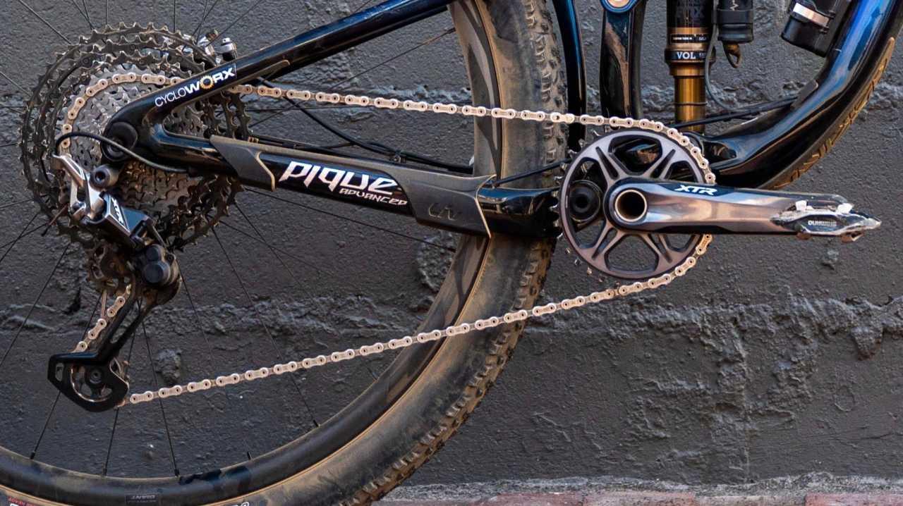 Sarah Hill Liv Pique Bike Check Review