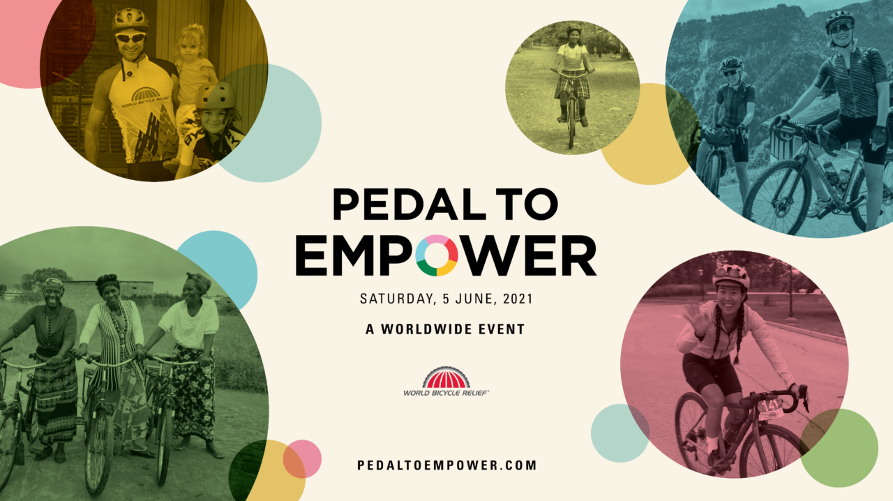 world bicycle relief pedal to empower