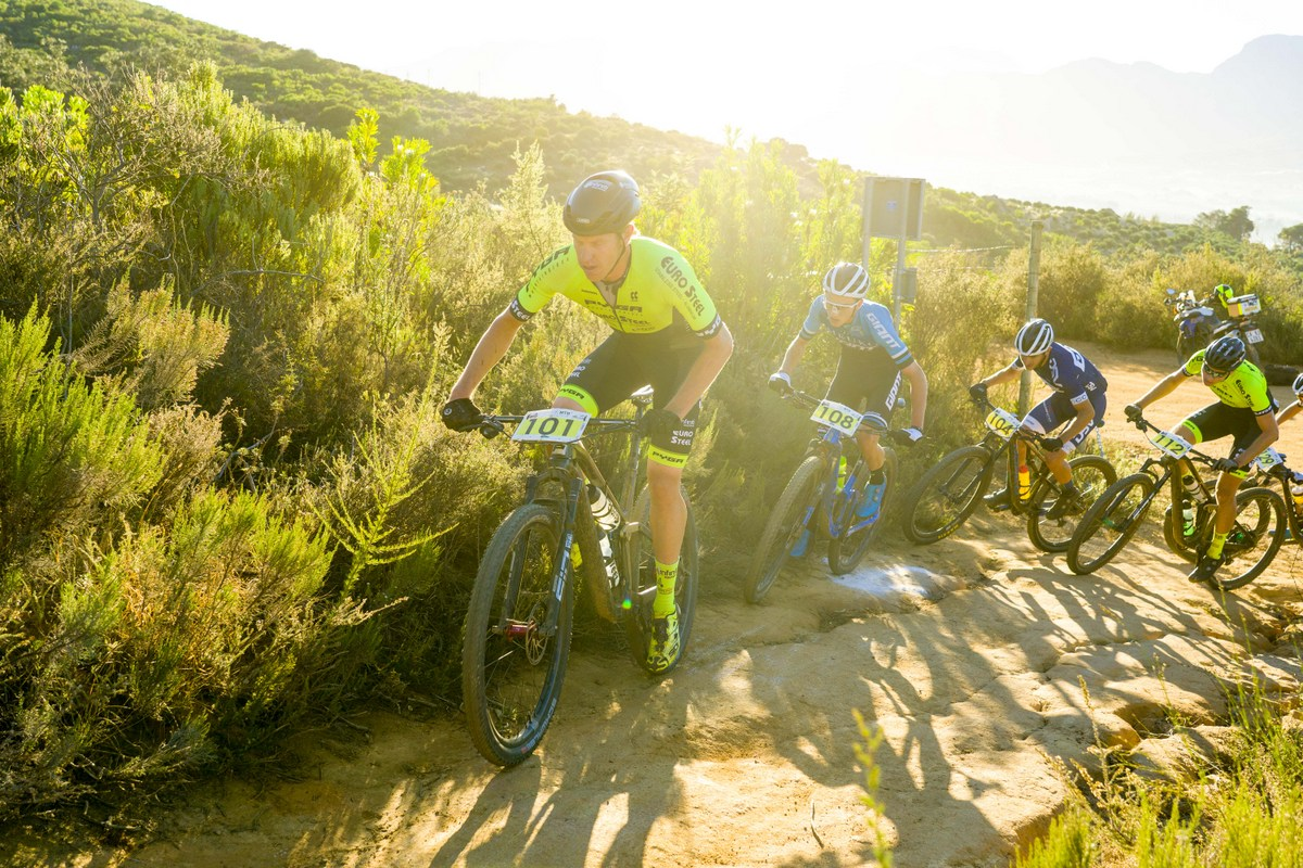 Matt Beers soloed to an impressive victory at the South African XCM Championships