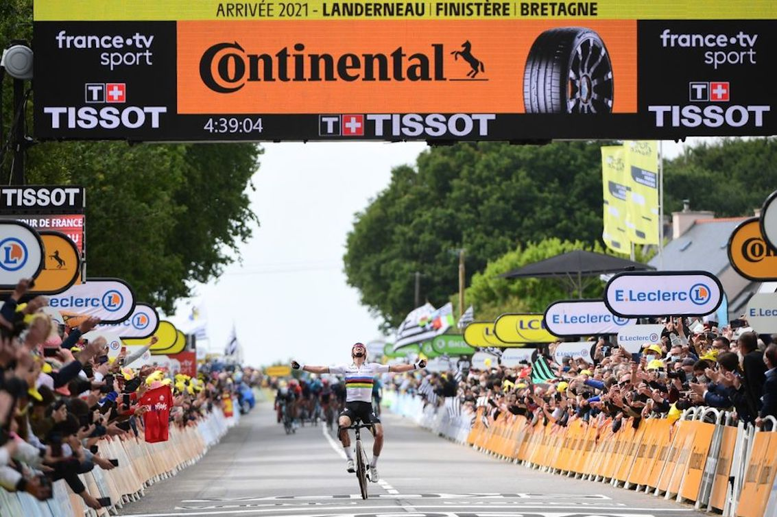Tour De France highlights and results