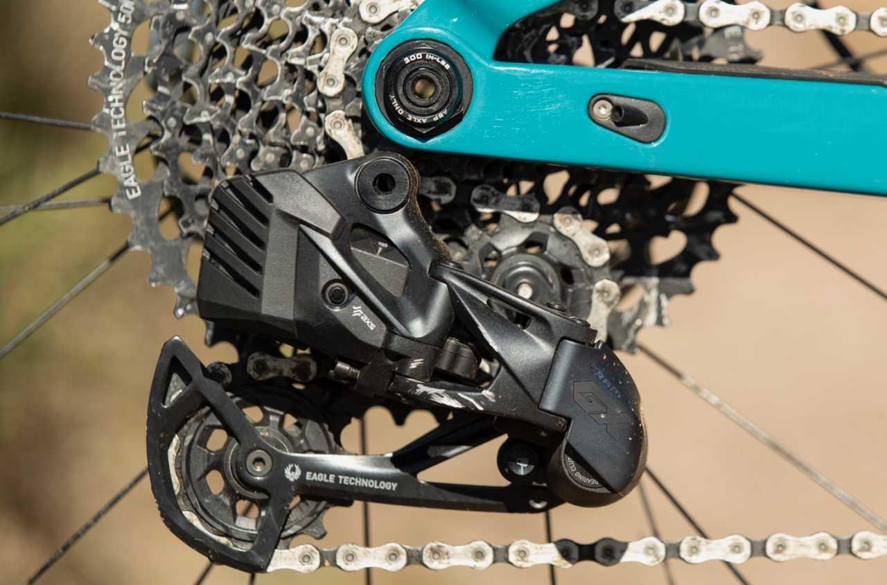 Review: SRAM GX Eagle AXS Wireless Shifting