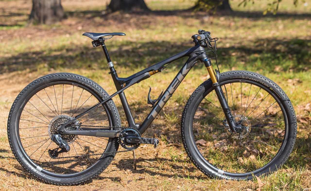 Bike Check: Danny Fowler's Custom Trek Supercaliber