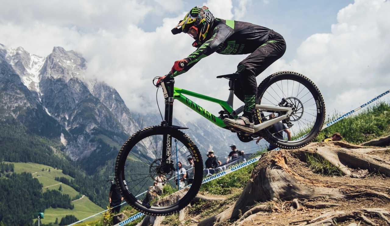 Leogang World Cup downhill results 2021
