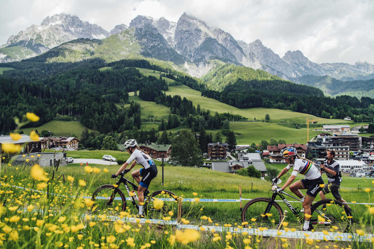 Full results and race recap from Leogang World Cup XC