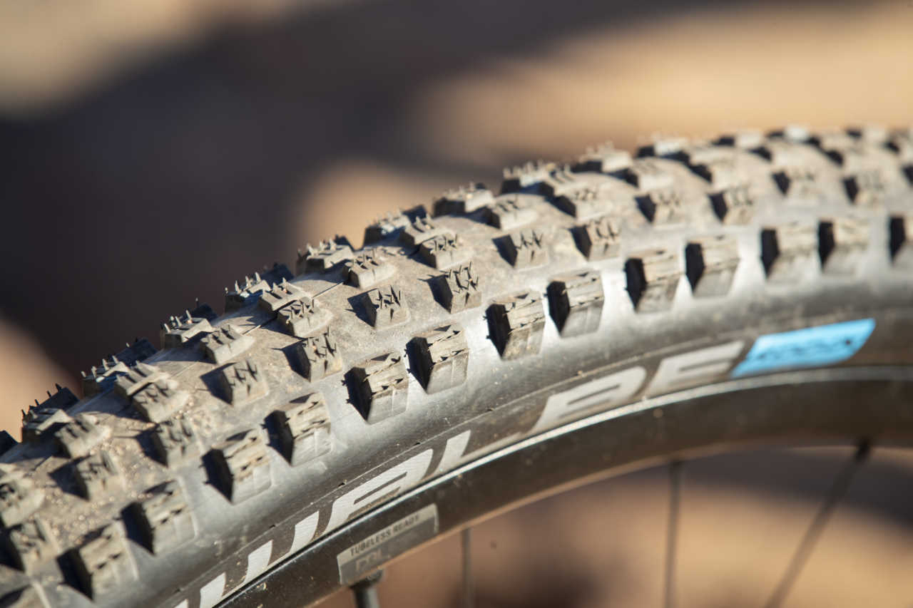 Review: Schwalbe's All-New Wicked Will - A willing and able trail tyre