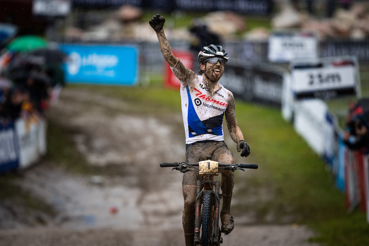 Results and photo story of Les Gets XC World Cup