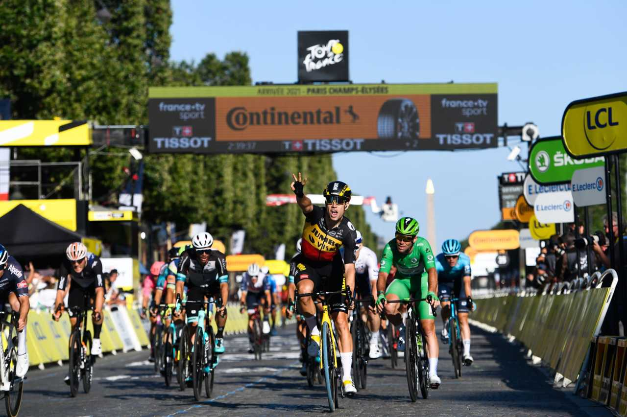 8 Things We Learned From The 2021 Tour de France